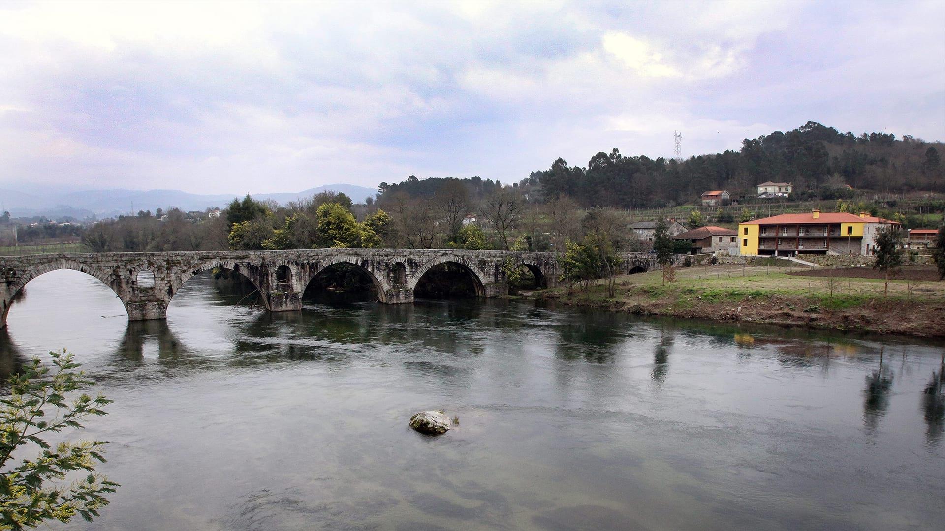 Ponte do Porto- Amares