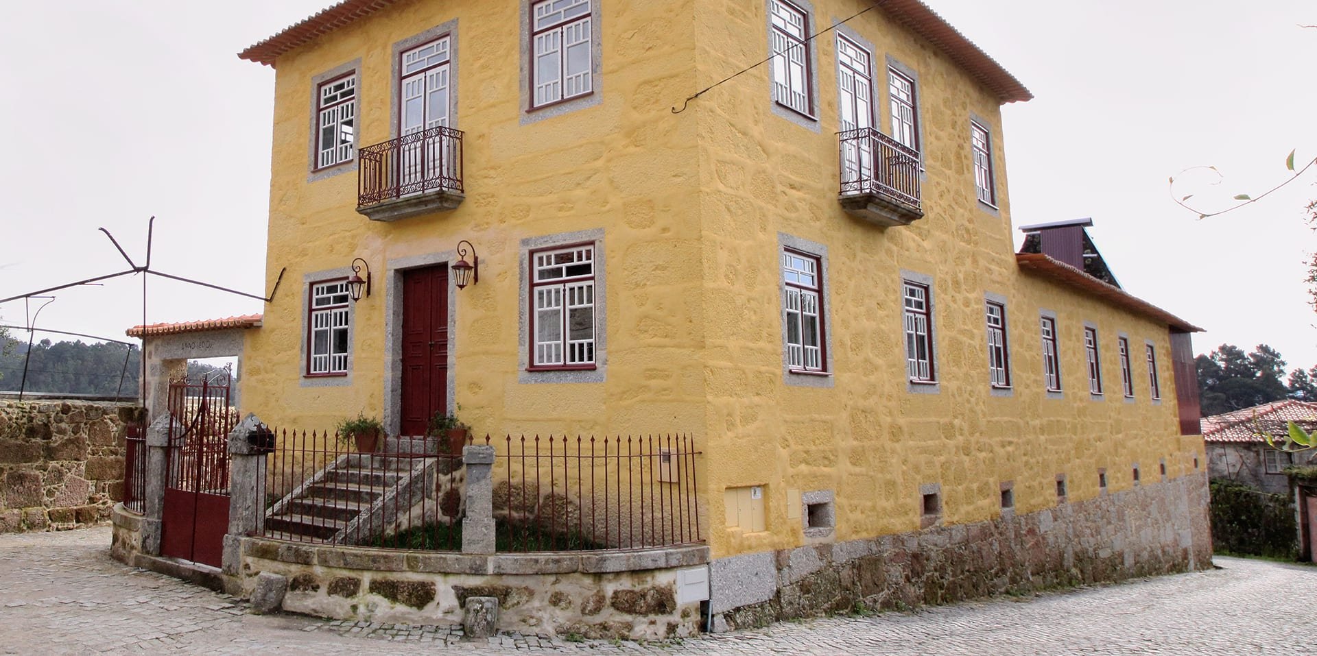 Casa de Chouselas