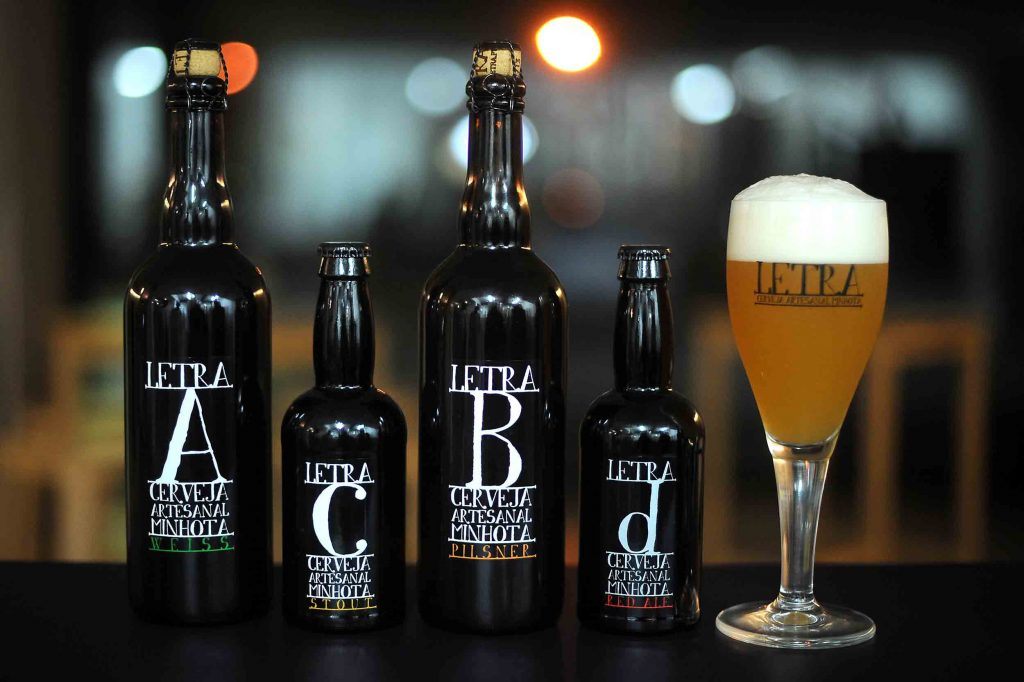 Cervejaria Artesanal Letra