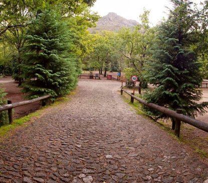 Parque de Campismo Cerdeira